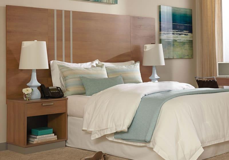 Marine Bed & Nightstands